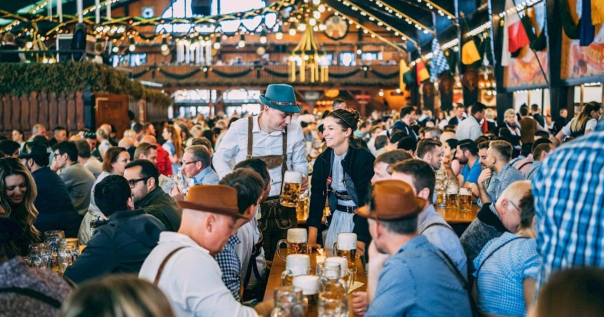 Oktoberfest de Munique, 2018