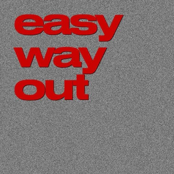 Capa Single Easy Way Out