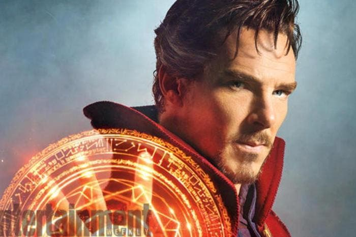 Benedict Cumberbatch interpreta o Dr. Estranho no Universo Marvel