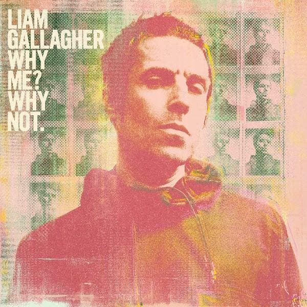 "Capa do álbum ""Why Me? Why Not"", de Liam Gallagher"