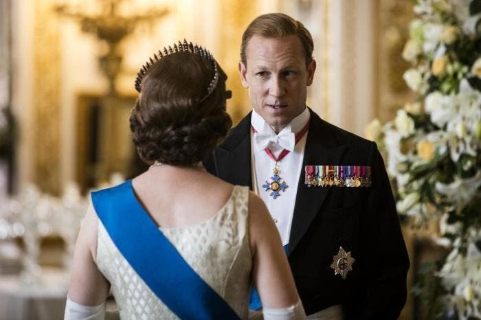 "Tobias Menzies vive Philip, o duque de Edimburgo, na nova fase de ""The Crown"""
