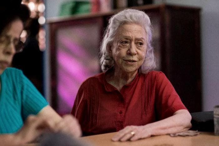 Fernanda Montenegro é destaque no elenco do filme