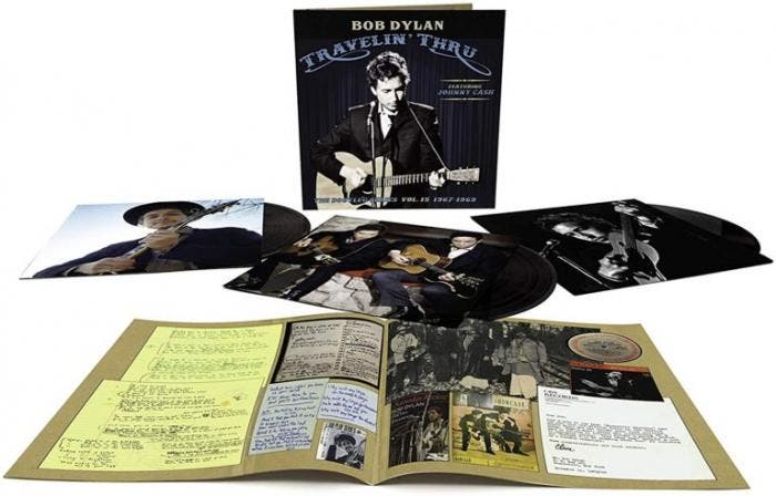 Bob Dylan (featuring Johnny Cash) - Travelin' Thru, 1967-1969: The Bootleg Series Vol. 15