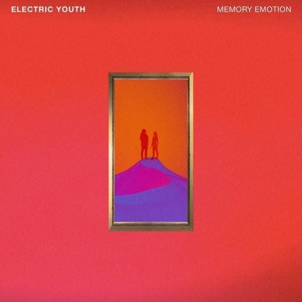 Capa Álbum Electric Youth