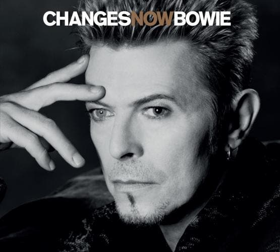 "Capa do EP ""ChangesNowBowie"""