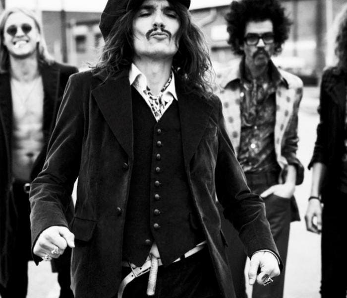 A banda The Darkness
