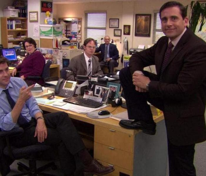 """The Office"" era um dos seriado mais assistidos da Netflix norte-americana"