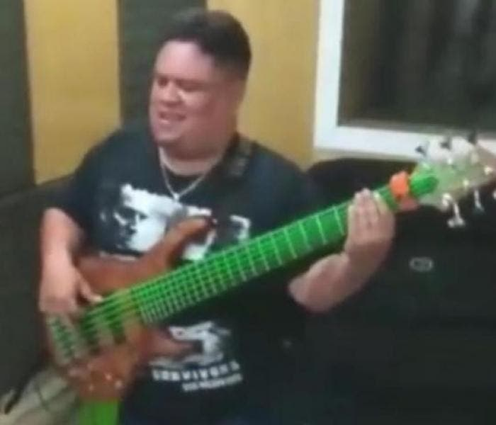 Júnior Bass Groovador viralizou ao misturar sertanejo a hit do Nirvana