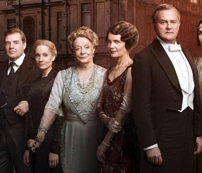 Elenco de Downton Abbey: seis temporadas de sucesso na BBC