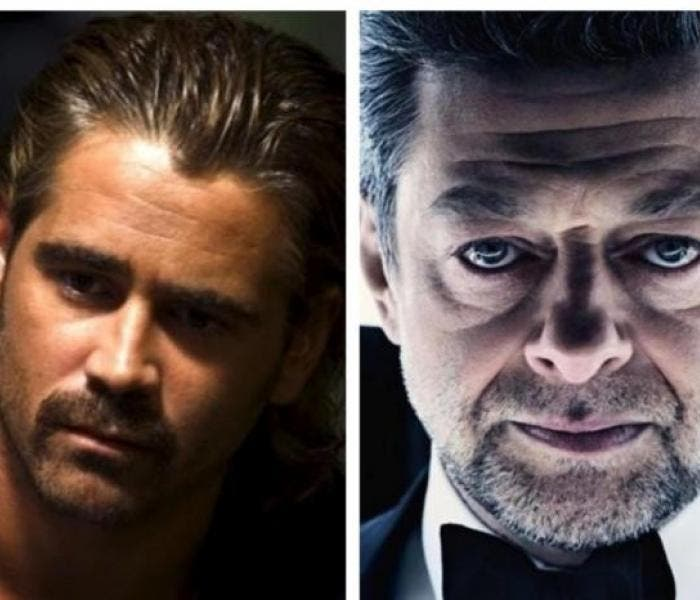 Colin Farrell e Andy Serkis devem estar no elenco do filme a ser estrelado por Robert Pattinson