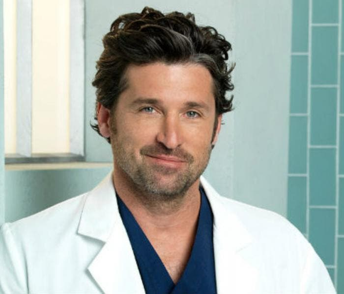Derek Shepherd, de Greys Anatomy