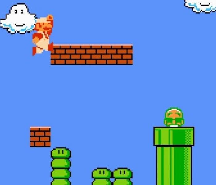 Game Super Mario Bros. de 1986