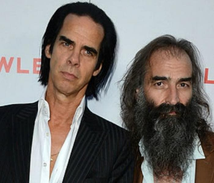 Nick Cave e Warren Ellis