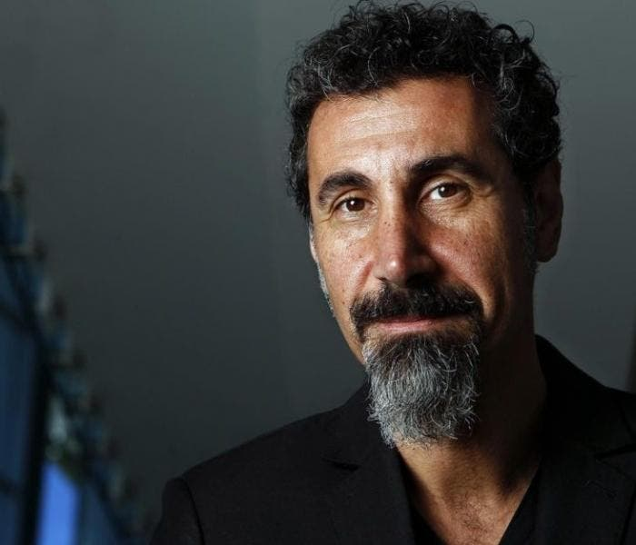 Serj Tankian, do System of a Down