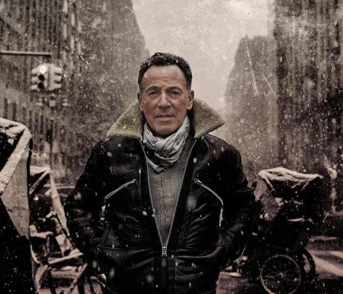 """Letter to you"" é o 20º álbum da carreira de Bruce Springsteen"