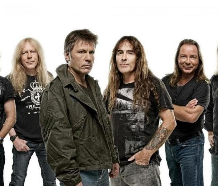 Banda Iron Maiden