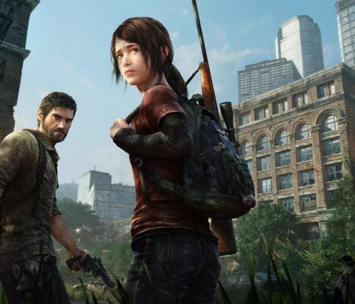 "Jogo ""The Last of Us"", do PlayStation"