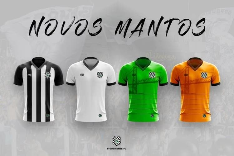 Camisa Figueirense