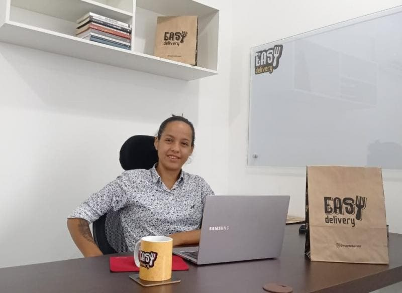 Gizele Teles Aguirre - CEO Easy Delivery