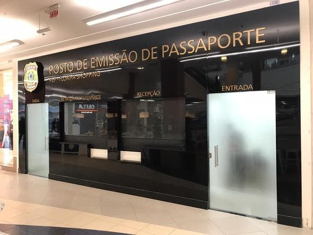 Posto funciona no térreo do Floripa Shopping das 10h às 17h