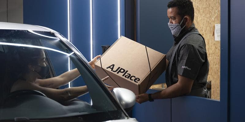 Delivery AJPlace