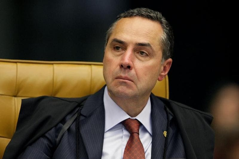 Ministro Luís Roberto Barroso, do Supremo Tribunal Federal (STF)