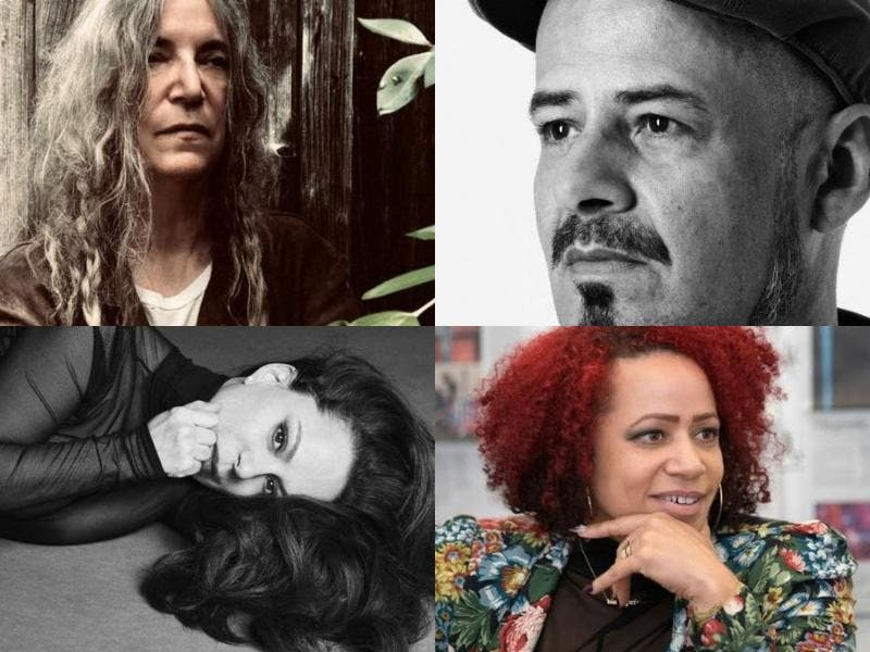 Patti Smith, Sérgio Britto, Bebel Gilberto e Nikole Hannah-Jones estão entre os entrevistados do ano