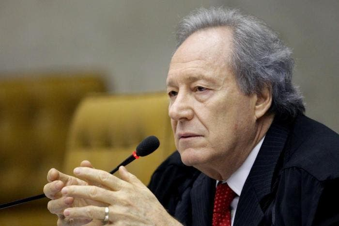 Ministro Ricardo Lewandowski, do STF
