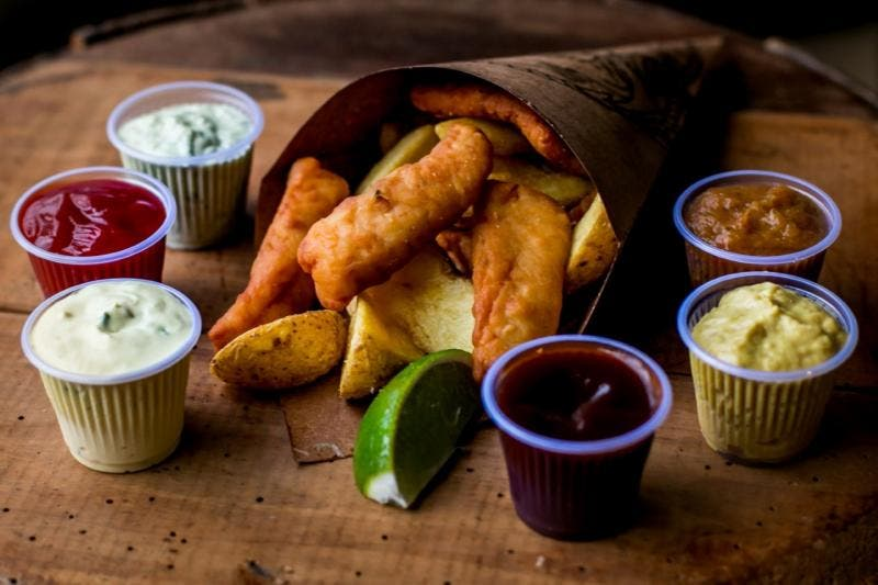 1º Fish & Chips Day