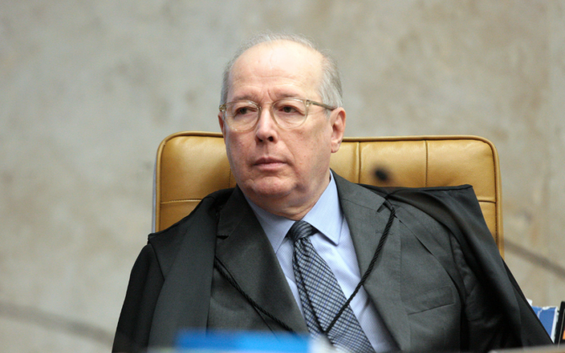Celso de Mello, ministro do STF