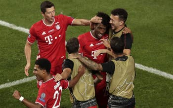 Bayern de Munique é campeão da Champions League 2020