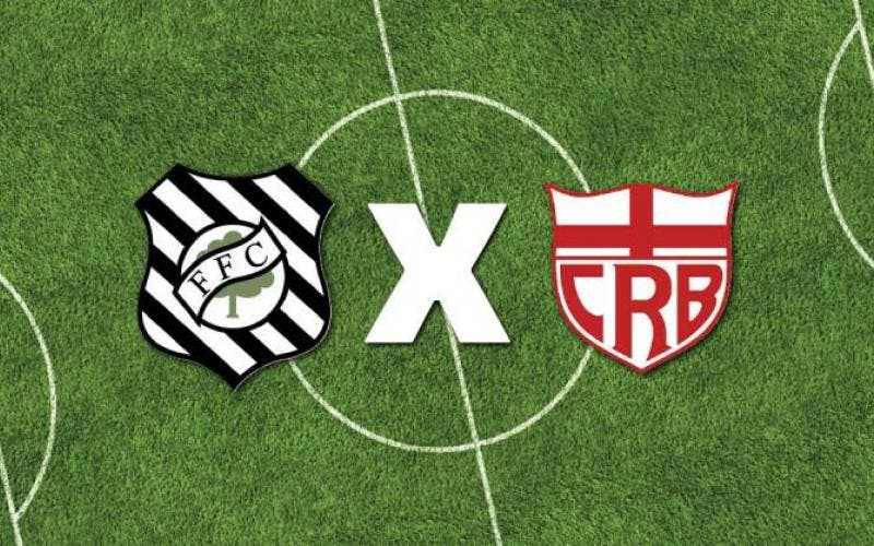 Figueirense x CRB