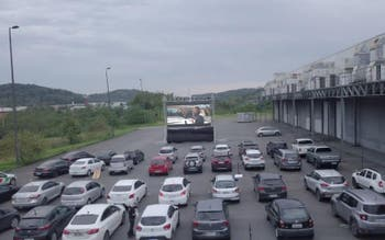 Cine Drive In em Joinville