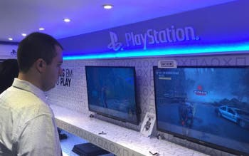 Playstation 4 de graça no Floripa Shopping