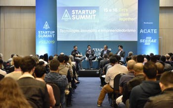 Startup Summit se transformou no maior evento de tecnologia do Sebrae