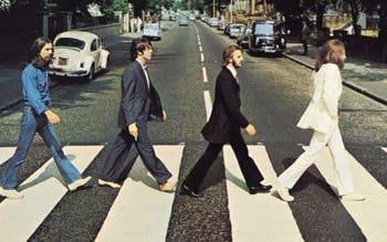 50 anos da capa do Abbey Road