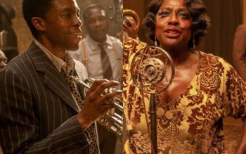Chadwick Boseman, Viola Davis, A Voz Suprema do Blues