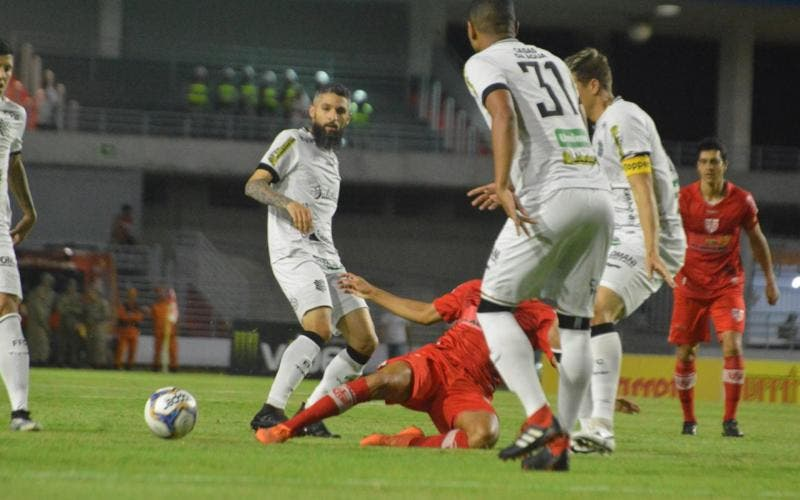CRB 0 x 0 Figueirense