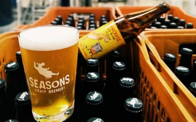 Cervejaria Seasons