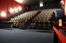 Sala de cinema do Shopping São Francisco