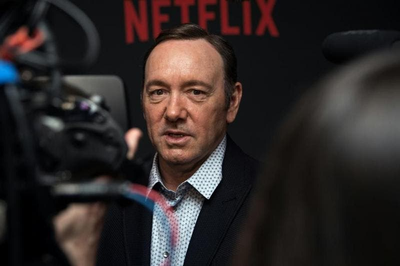 Ator Kevin Spacey