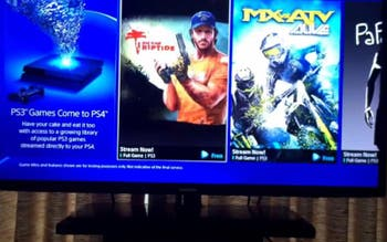 Vídeo de funcionamento do PlayStation Now vaza na web