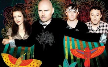 O Smashing Pumpkins tocará seu novo disco, 'Monuments to an Elegy'